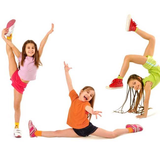 Tập Aerobic cho trẻ em