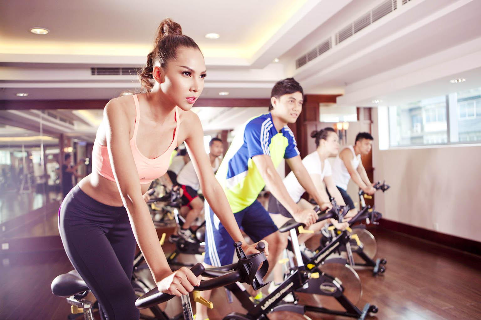 Tác dụng của xe đạp tập thể dục