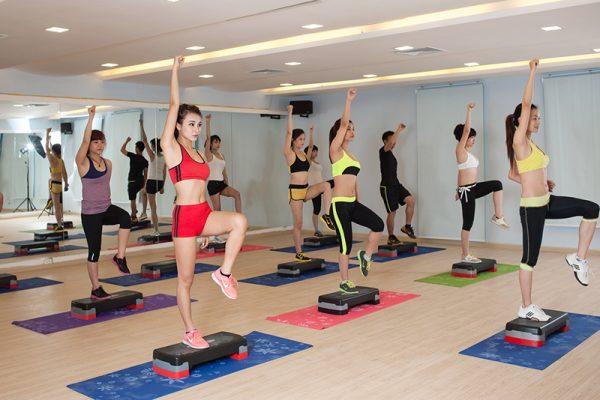 Tập Aerobic giảm cân: Những điều cần biết