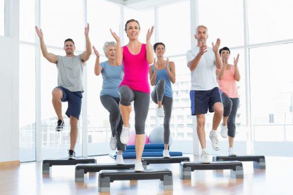 Tập Aerobic có to chân không? Tập Aerobic có giảm cân không?