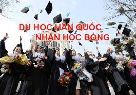 Du học Hàn Quốc học bổng được phân loại ra sao?