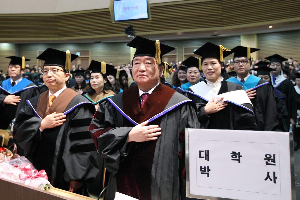 Học bổng chính phủ tạo điều kiện cho sinh viên quốc tế học tập tại Hàn Quốc