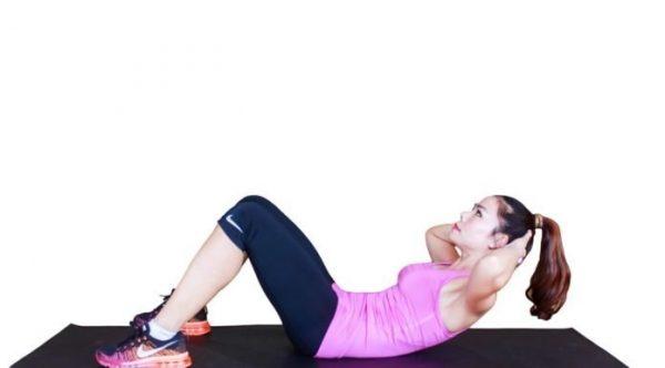 Bài tập thể dục giảm mỡ bụng dưới hiệu quả