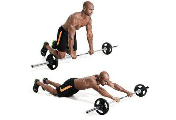 cách tập lên cơ bụng 6 múi nhanh nhất