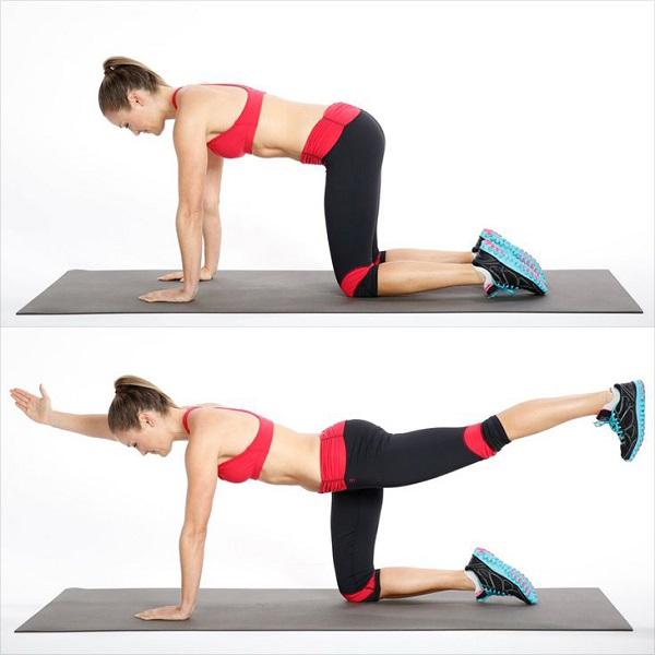 Bài tập thể dục giảm mỡ toàn thân nhanh nhất