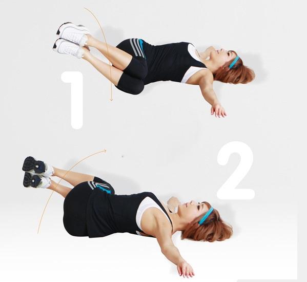 Bài tập thể dục giảm mỡ bụng dưới mang lại hiệu quả cao