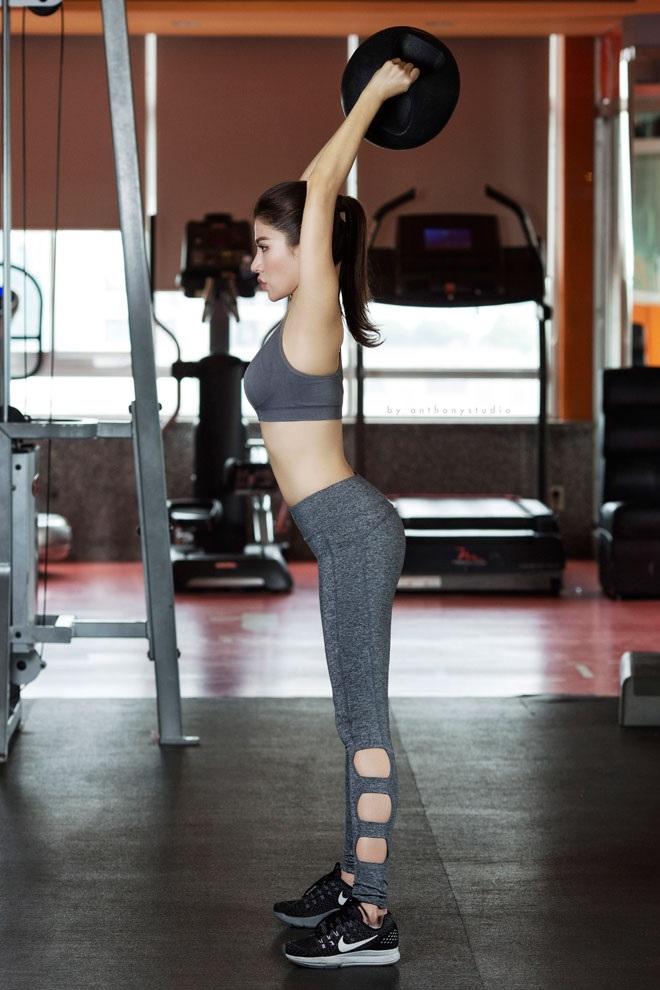 Tăng cường sức khỏe, sức mạnh cơ bắp và sức bền cho người tập