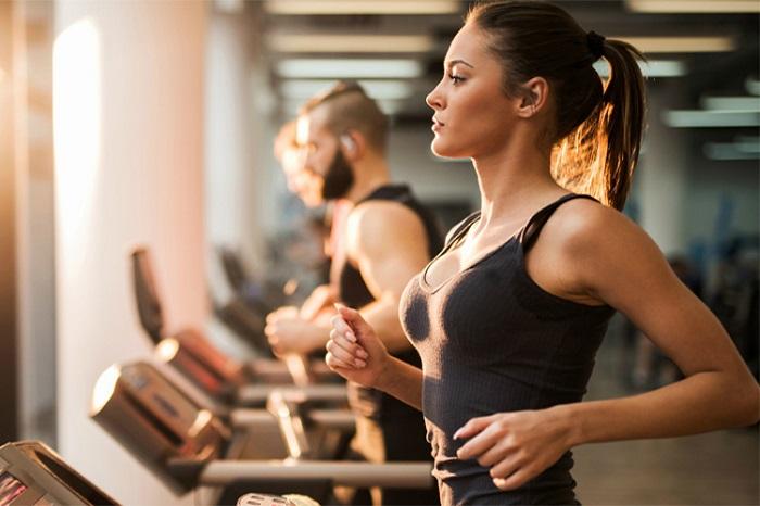 Tập gym còn có tác dụng giúp cho xương khớp dẻo dai hơn