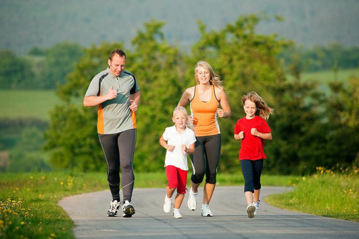 Chạy bộ để giảm cân và nâng cao sức khỏe