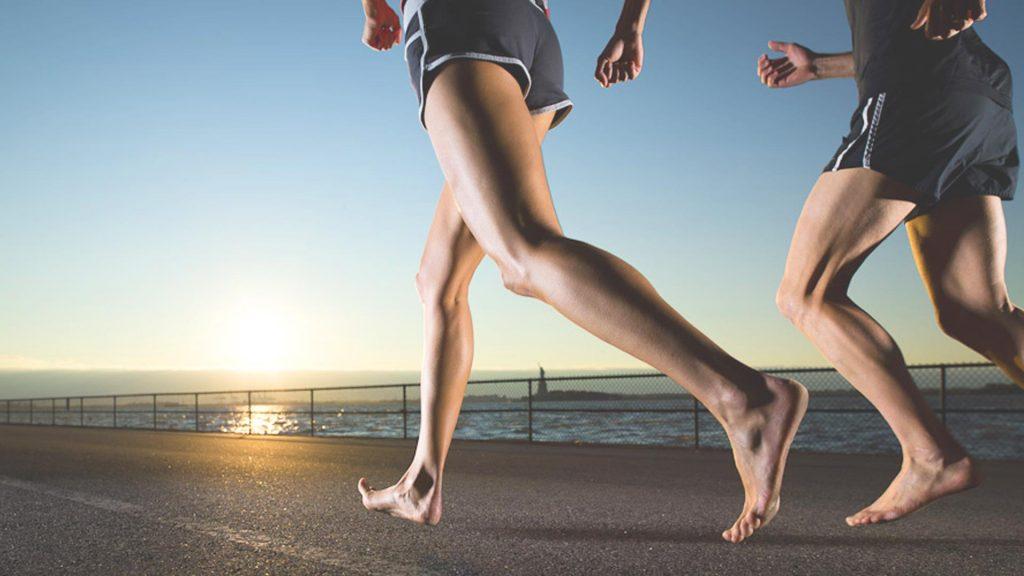 Phương pháp chạy bộ để không bị to chân