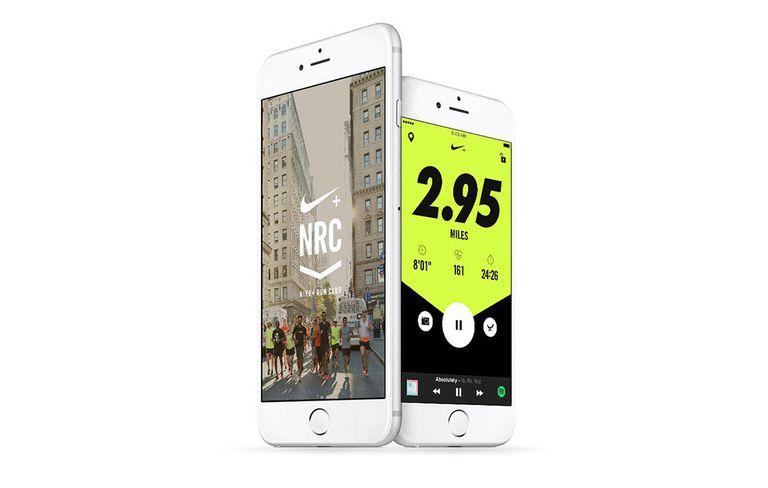 App chạy bộ Iphone